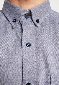 BY GARMENT MAKERS - THE ORGANIC  - Overhemd - dark blue - 6