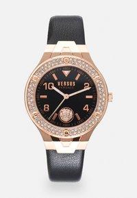 Versus Versace - VITTORIA - Watch - rosegold-coloured/black - 0