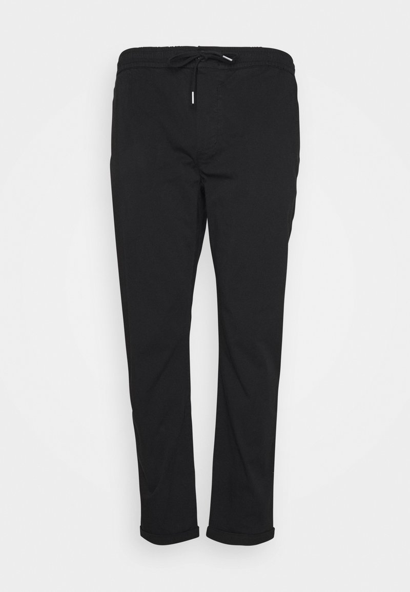 Redefined Rebel - MICK PANTS PLUS - Trousers - black