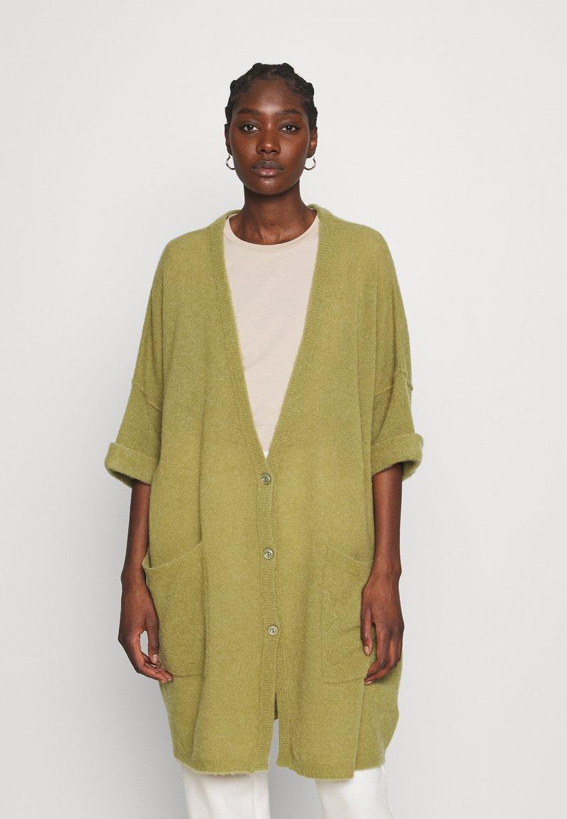 American Vintage - RAZPARK - Cardigan - green