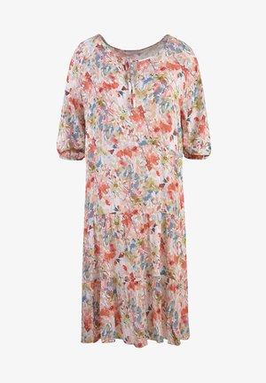 Denní šaty - natur print