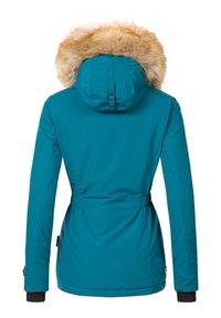 Navahoo - LAURA - Winter jacket - petrol - 2