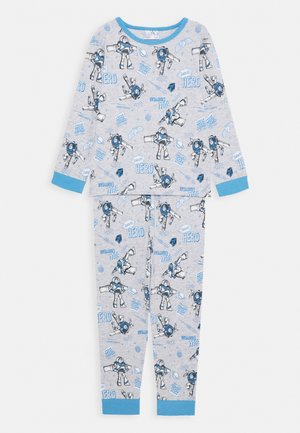 DISNEY TOY STORY ORLANDO SET - Pyjama set - summer grey marle