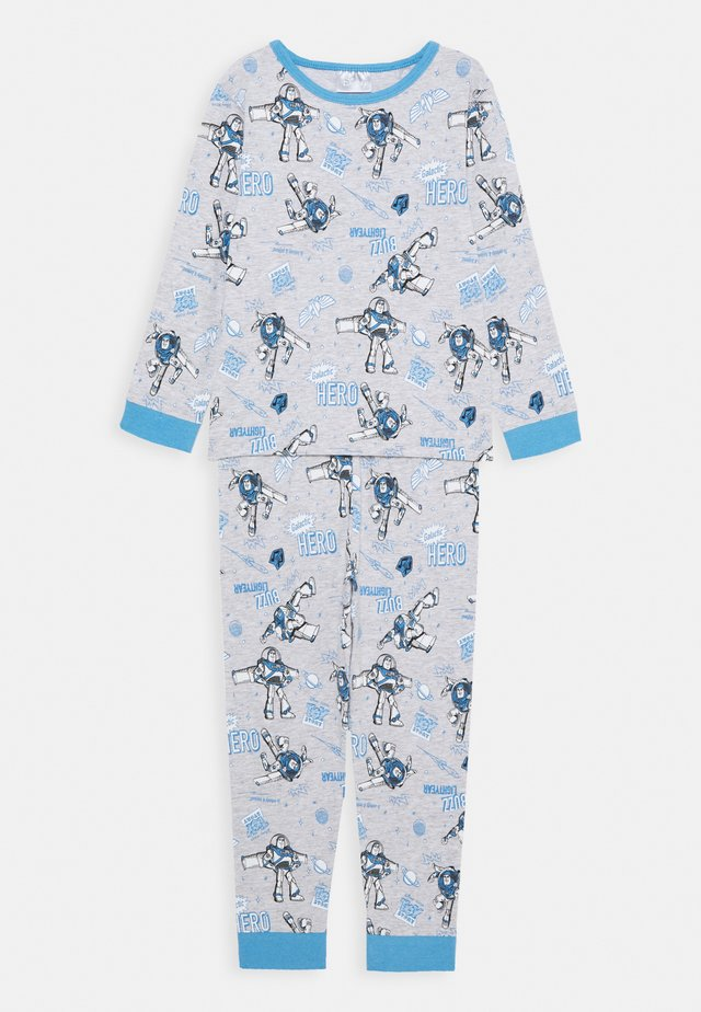 DISNEY TOY STORY ORLANDO SET - Pyjamas - summer grey marle