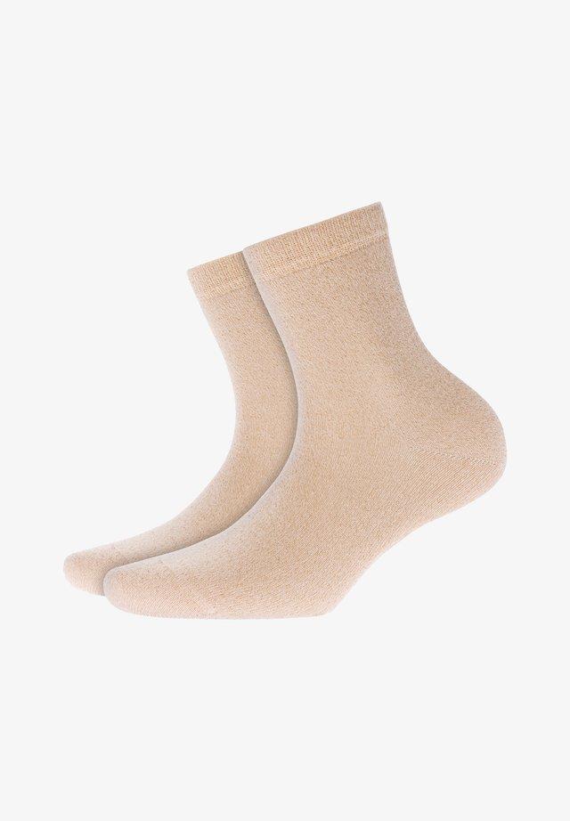 Socks - cream (4011)