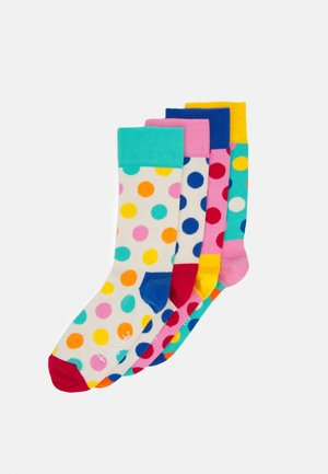 BIG DOT FUN 4 PACK - Socks - multi