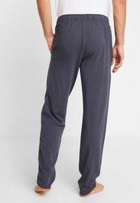 Schiesser - BASIC - Pyjamabroek - dark grey - 2