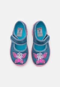 Superfit - BONNY - Pantoffels - blau - 3