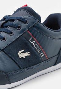 Lacoste - CHAYMON - Sneakers - navy/white - 5