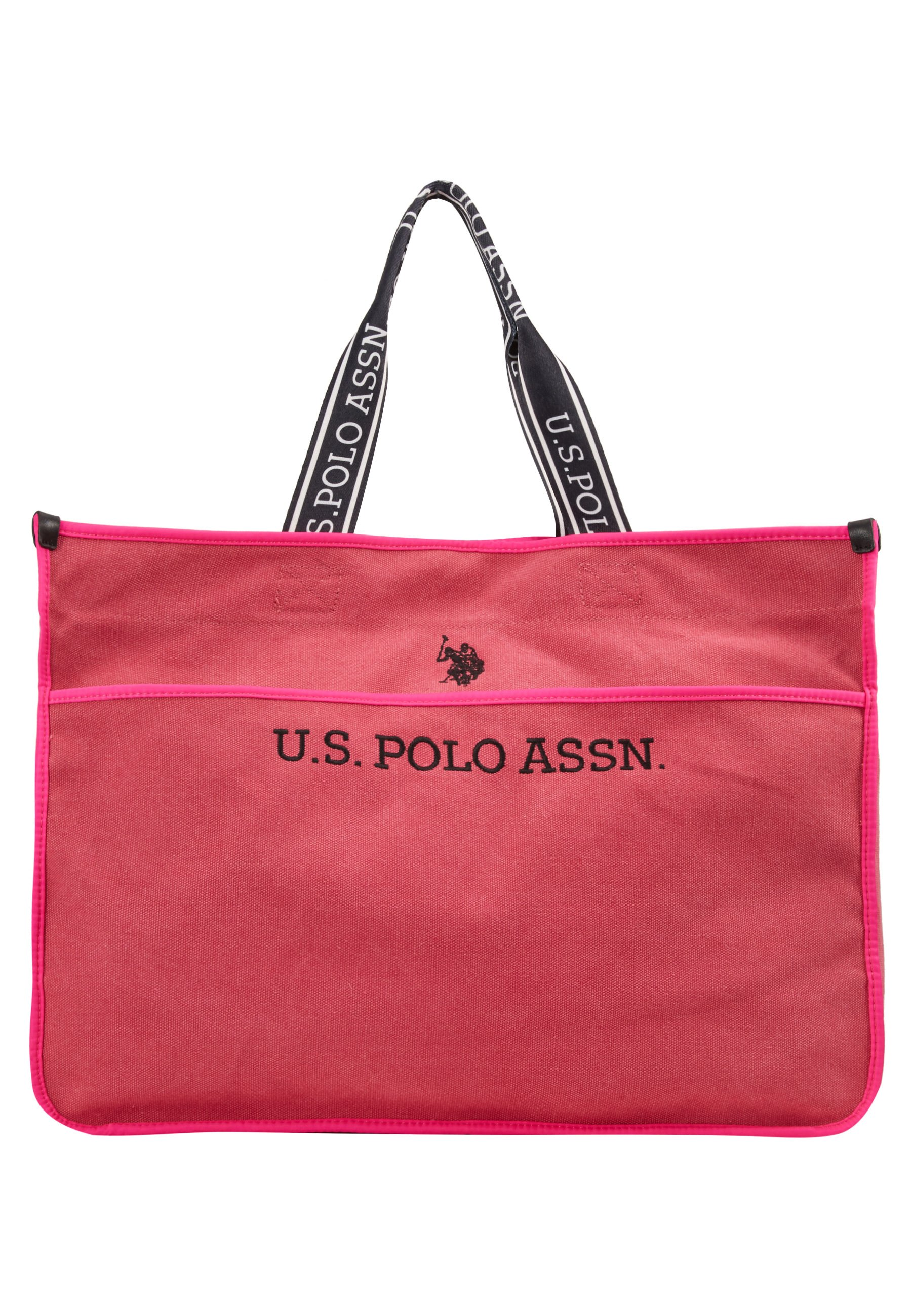 HALIFAX Shopping Bag fucshia