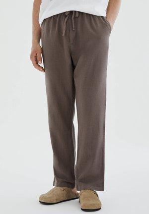 Verryttelyhousut - brown