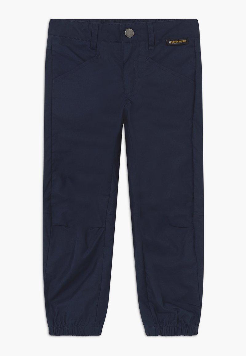 Jack Wolfskin - LAKESIDE PANTS KIDS - Outdoor trousers - night blue