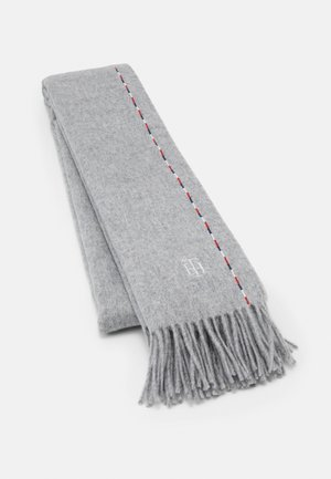 WOOL SCARF - Scarf - grey