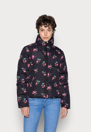 VIKARLA SHORT - Winter jacket - black