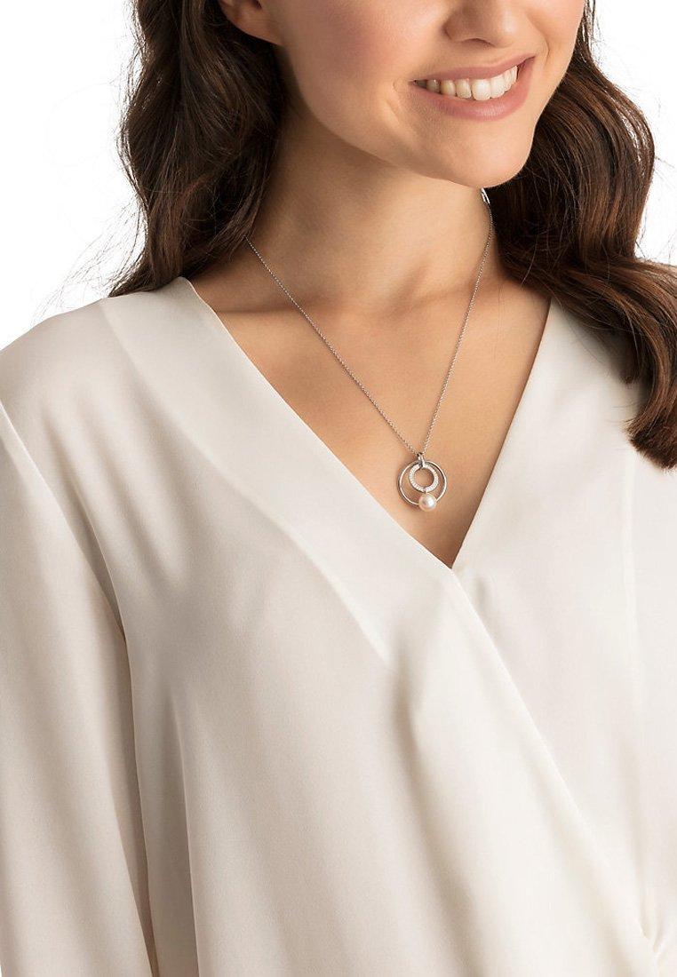 CHRIST - Halskette - silver-coloured