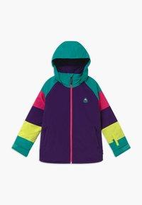 Burton - Kurtka snowboardowa - purple/turquois - 0