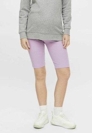 Shorts - sheer lilac