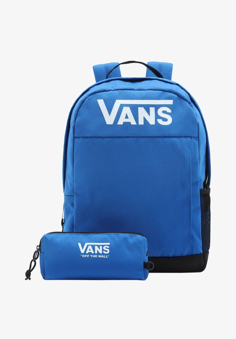 Vans - BY VANS SKOOL BACKPACK BOYS - Rucksack - nautical blue