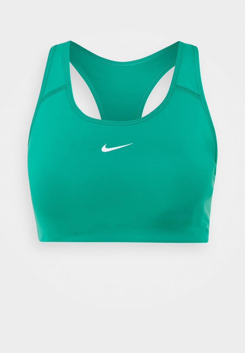 Nike Performance - BRA - Sujetadores deportivos con sujeción media - neptune green/white