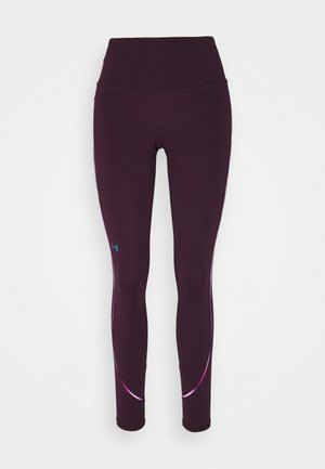 RUSH SCALLOP LEG  - Leggings - polaris purple