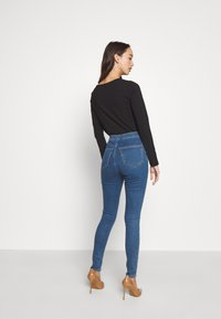 Even&Odd - Jeggings - blue denim - 4
