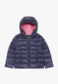 Guess - OUTWEAR TODDLER CORE - Bunda z prachového peří - fancy blue - 0