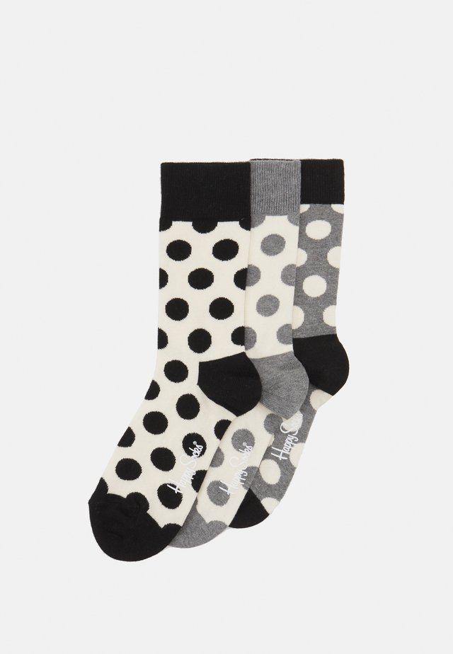 BIG DOT BASIC 3 PACK - Calcetines - multi