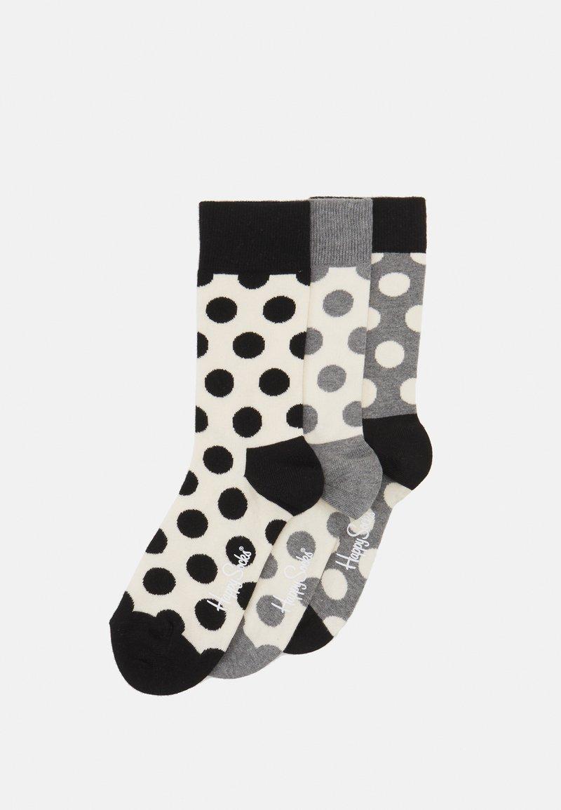 Happy Socks - BIG DOT BASIC 3 PACK - Socks - multi