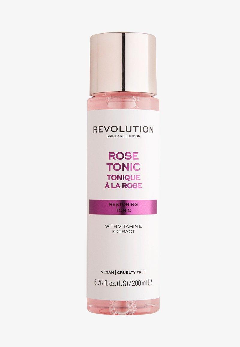 Revolution Skincare - ROSE TONIC - Tonico viso - -