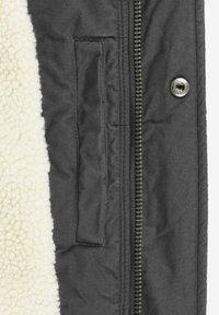 Solid - DARNELL - Winter coat - dark grey - 6