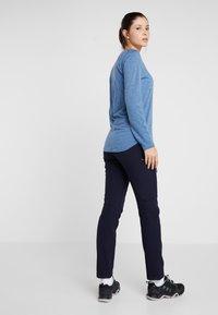 Icepeak - TEIJA - Spodnie materiałowe - dark blue - 2