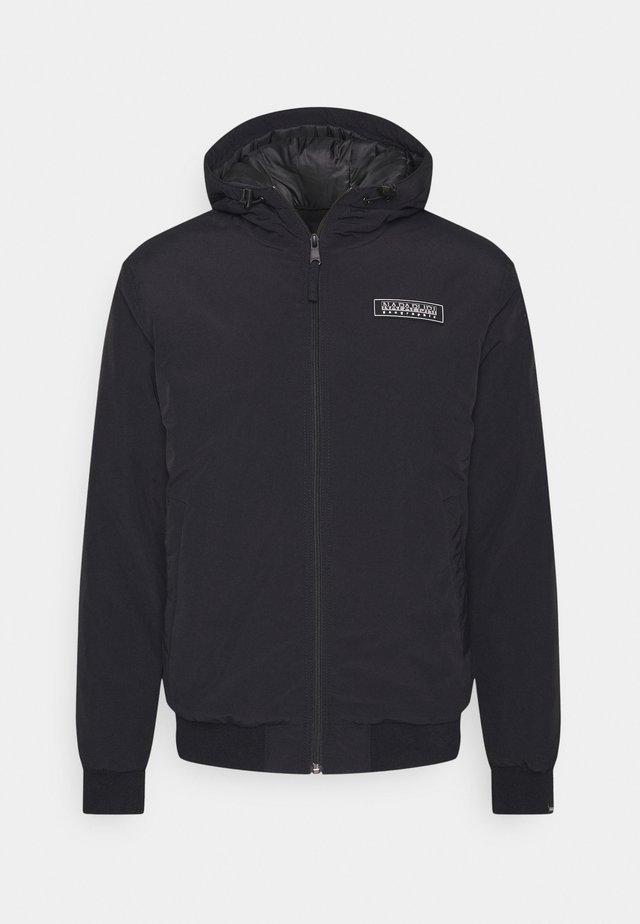 PATCH UNISEX - Light jacket - black
