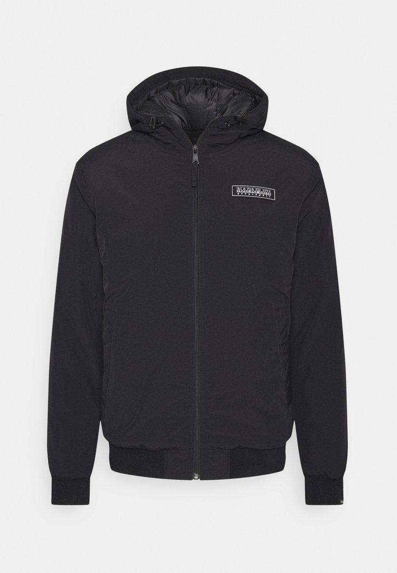 Napapijri The Tribe - PATCH UNISEX - Light jacket - black