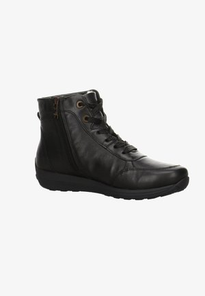 MERANO - Lace-up ankle boots - schwarz