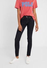 Polo Ralph Lauren - WATERS  - Jeans Skinny Fit - dark indigo - 0