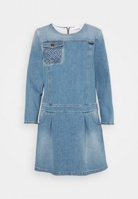 See by Chloé - Denim dress - shady cobalt - 0
