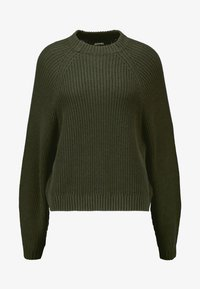 Monki - GITTY  - Jumper - khaki - 4