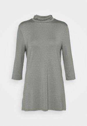 KEYOMI TURTLE - Long sleeved top - dark sage