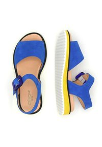 CLARYS - Sandals - azul - 3