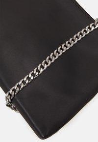 Becksöndergaard - WAXY LURKA BAG - Handbag - black - 4