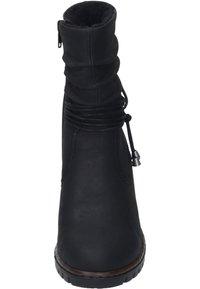 Rieker - Cowboystøvletter - black - 4