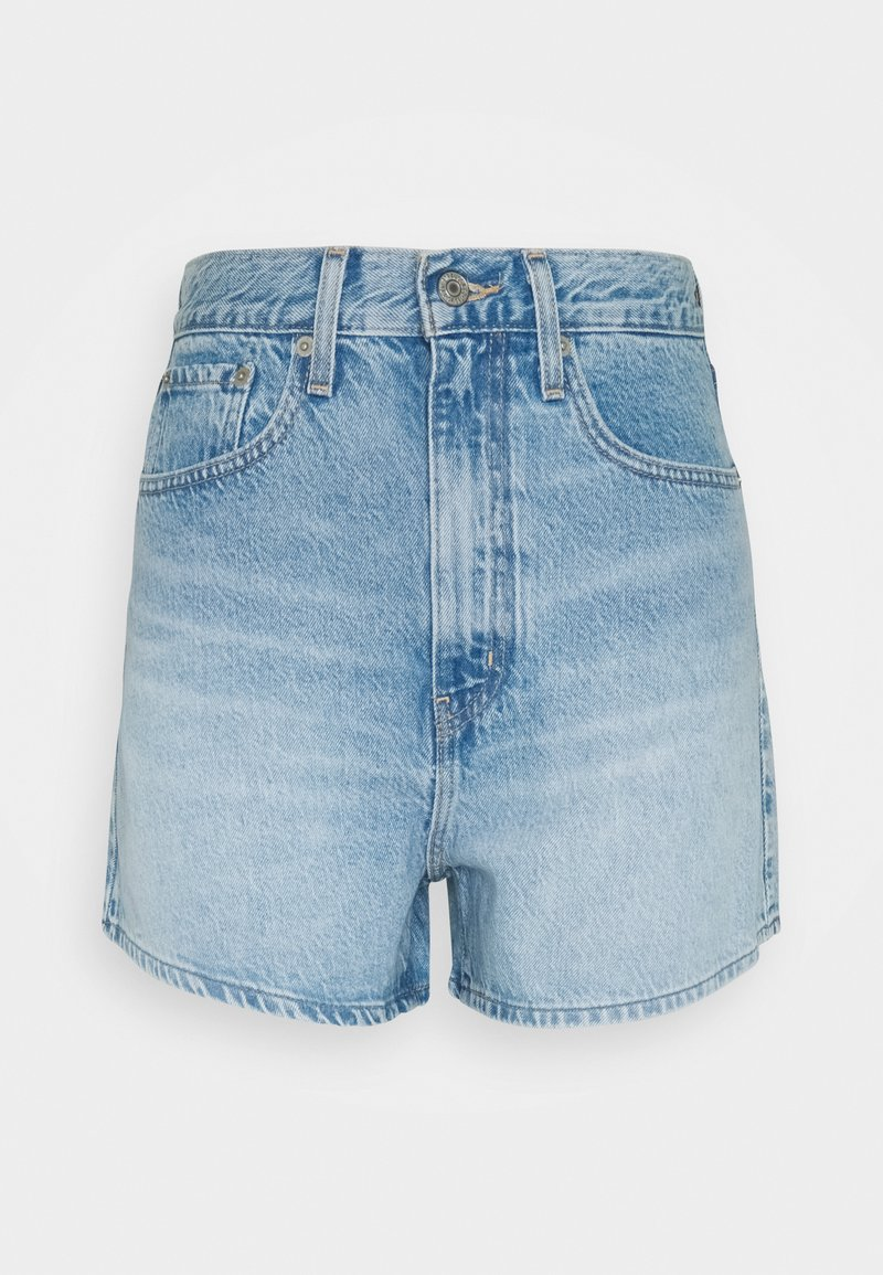 Levi's® - HIGH LOOSE - Jeansshorts - one time
