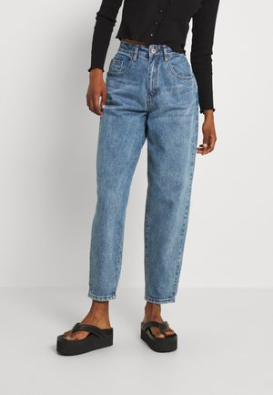 SLOUCH MOM - Relaxed fit jeans - brunswick blue