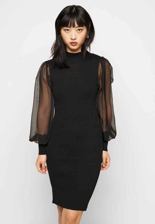 YASMELANIE DRESS  - Day dress - black