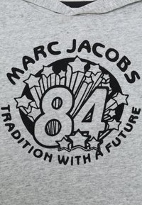 Little Marc Jacobs - HOODED UNISEX - Hoodie - chine grey - 2