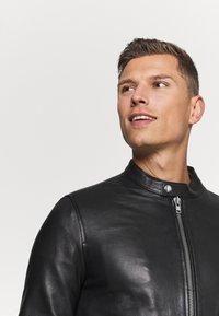 Serge Pariente - Leather jacket - black - 3