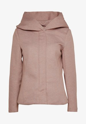 ONLSEDONA LIGHT SHORT JACKET - Lett jakke - mocha mousse/melange