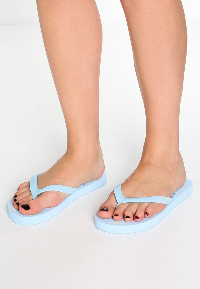 ORIGINAL - Teenslippers - milky blue