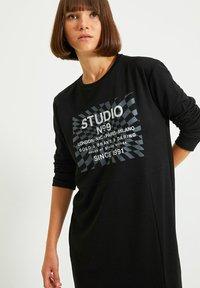 Trendyol - Maxi dress - black - 4