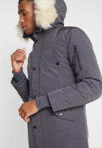 Sixth June - Winter coat - grey - 6